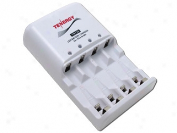 Tenergy Tn138 4-bay Aa/aaa Nimh Led Battery Charger