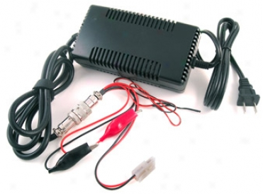 Tenergy Universal Smart 3a Battery Charger (hybrid): 7.2v - 12v
