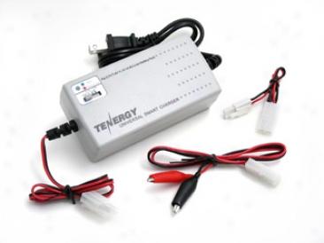 Tlp-2000 Tenerfy Universal Smart Charger For Li-ion/polymer Battery Pack (3.7v-14.8v  1-4 Cells)