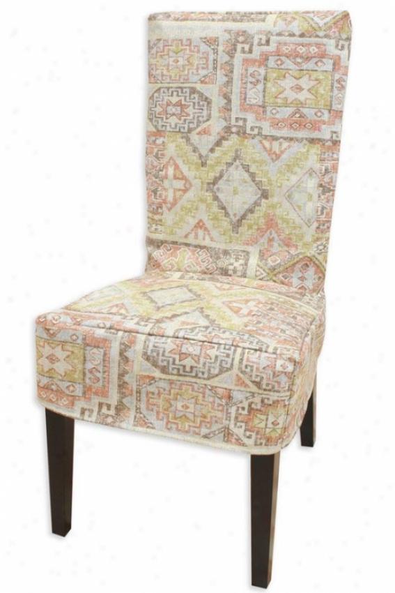 Archaeology Collection Parsons Chair Slip Cover - Parson Slip Cvr, Tagine Desert
