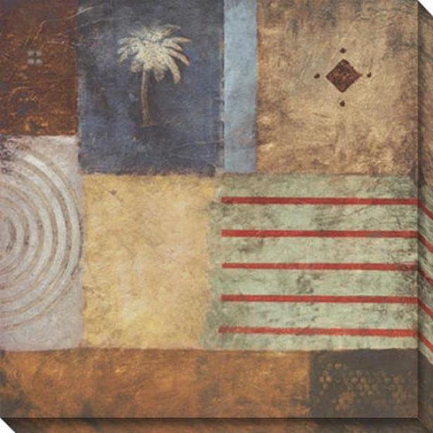 Beach Memoirs I Canvas Wall Art - I, Beieg