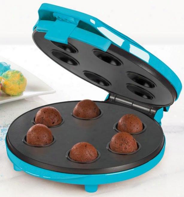 """""""cake Pop Maker - 4.5""""""""hx10""""""""wx1""""""""d, Blue"""""""