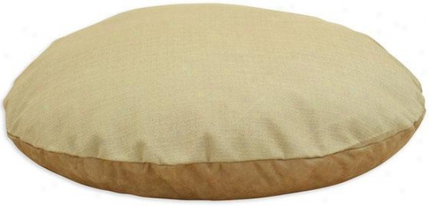 """callaway Collection Pet Bed - 36""""round X 10""""h, Oriole Coin"""