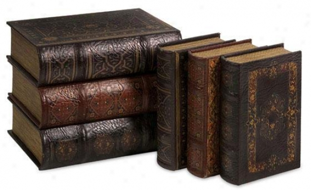 Cassiodorus Book Bod Collection - Set Of 6 - Set Of 6, Multi