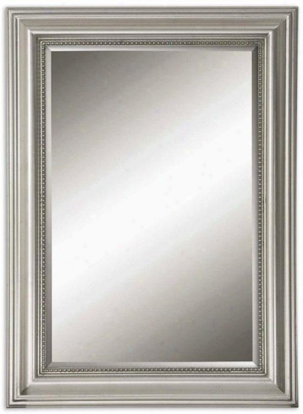 """""""corbett Mirror - 37hx27wx1""""""""d,_Silver"""""""