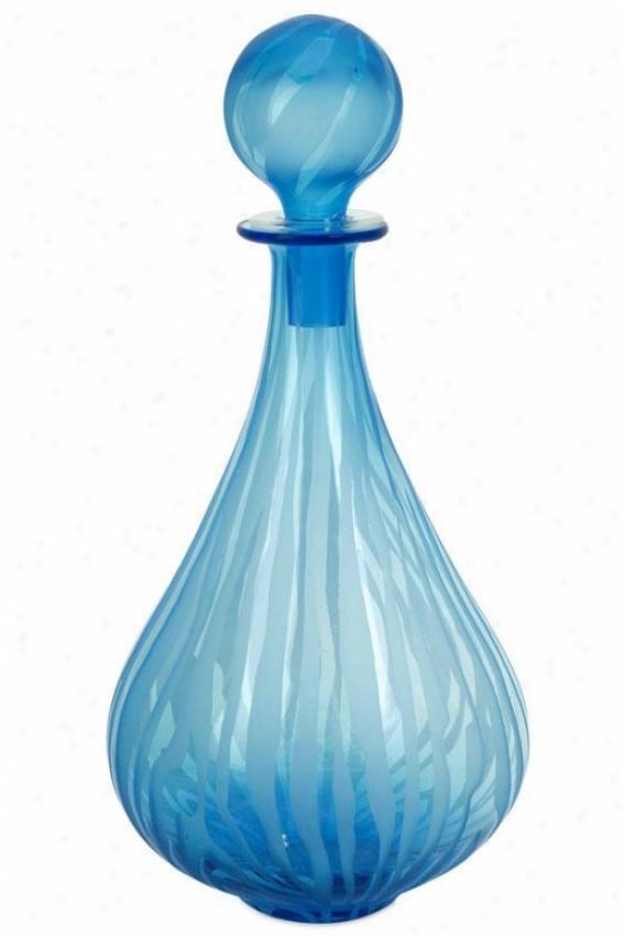 """""""delaney Bottle - 6.5""""""""d, Blue"""""""