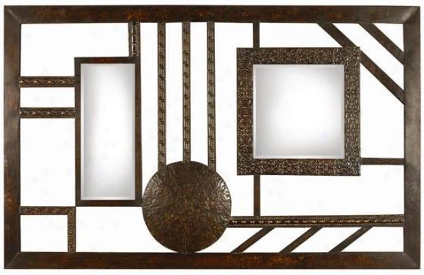 Donoma Reflector - 47x75, Brown