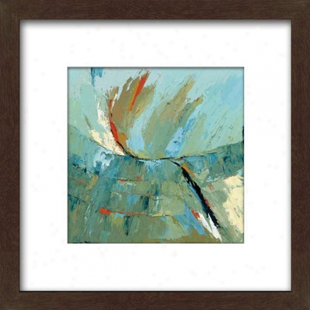 Early Dawn Comes Waking I Frames Wall Art - I, Mttd Espresso