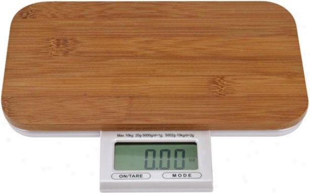 """electronic Kitchen Lamina - 1""""x5""""x9"""", Brown Wood"""