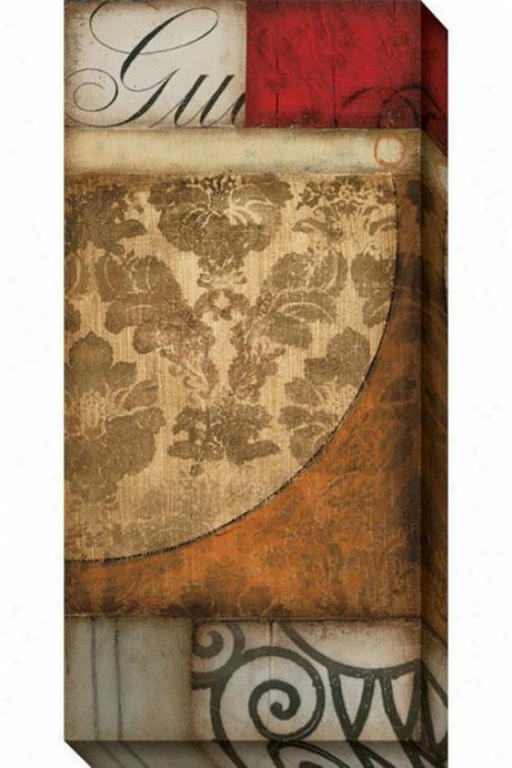 Endeavor Ii Canvas Wall Trade - Ii, Brown
