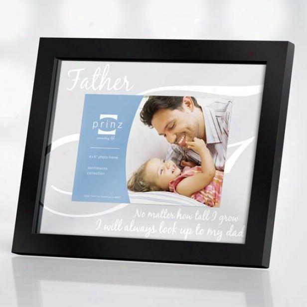 Family Spirit Frame - 4x6, Creator