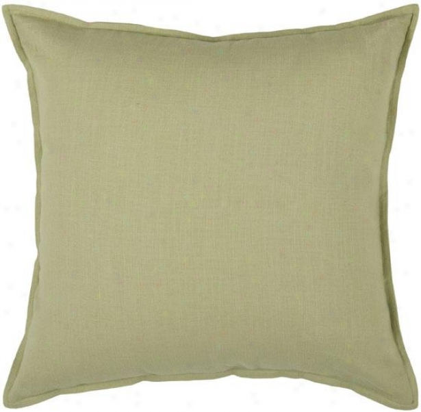 """harwich Decorative Pillow - 20""""x20"""", Sage"""