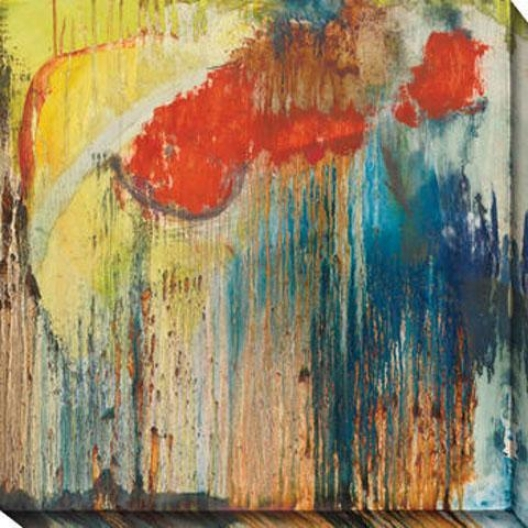 Nature Revisited I Canvas Wall Art - I, Muli