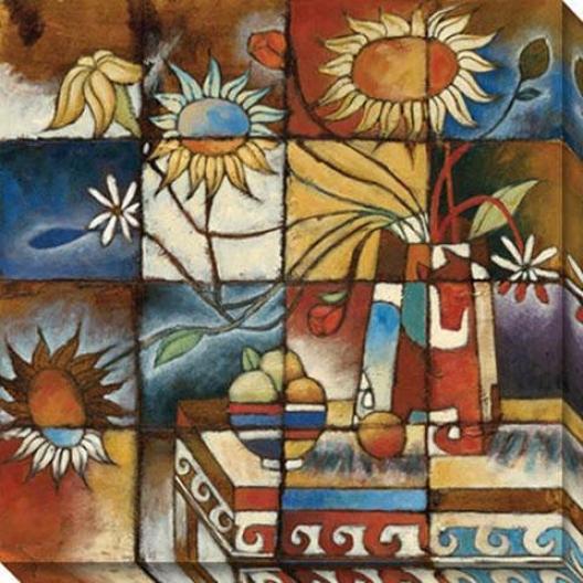 Of The Essencs Iii Canvas Wall Art - Iii, Multi
