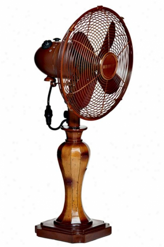 """sambuca Oscillsting Fan - Table 10""""d, Bdown"""