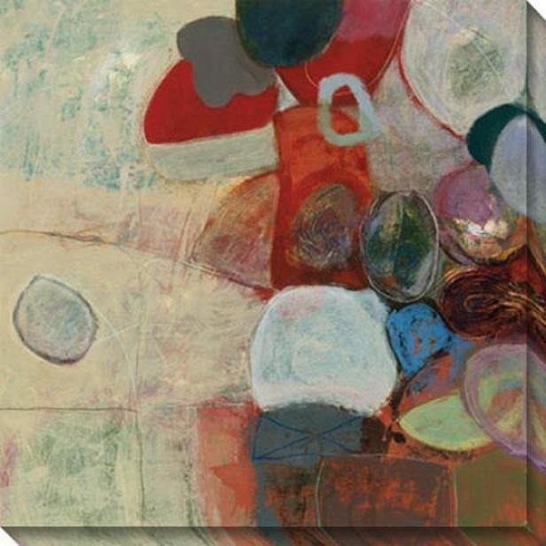 Seekig Likewise Ii Canvas Wall Art - Ii, Multi
