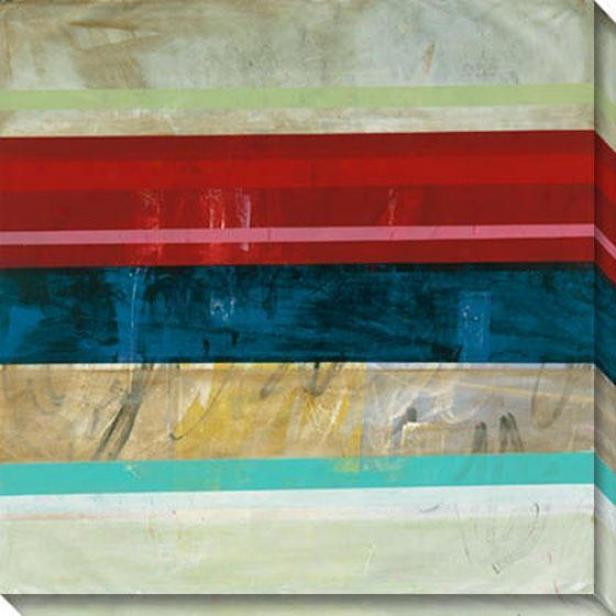 Sentiment Iii Canvas Wall Art - Iii, Multi