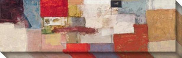Subliminal Order Ii Canvas Wall Art - Ii, Multi