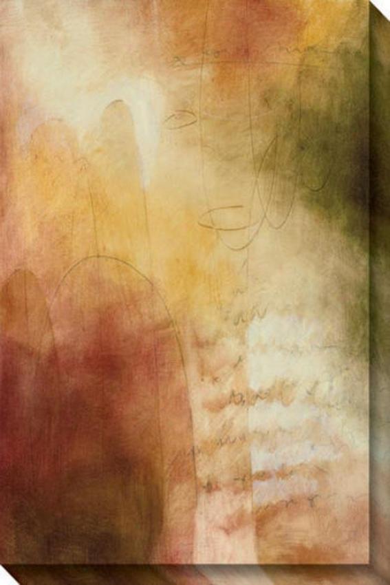 Timeless Iv Canvas Wall Skill - Iv, Earthtones