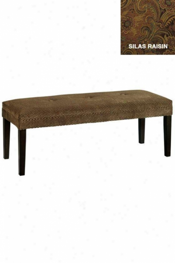 Tufted Bench; Home Decor Benches