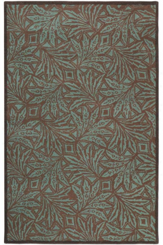 """""""ambiance Area Rug - 2'9""""""""x14' Messenger, Brown"""""""