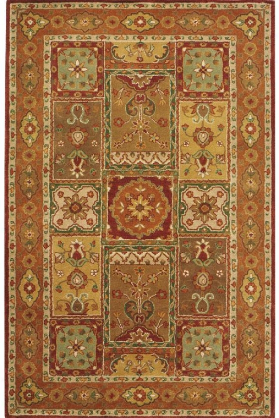 Chaumont Ii Superficial contents Rug - 5'x8', Multi