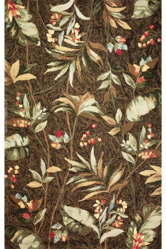 """chelsea Grove Area Rug - 2'6""""x10' Runner, Browh"""