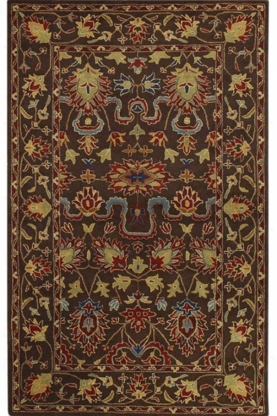 Cheshire Area Rug I - 2'x3', Brown