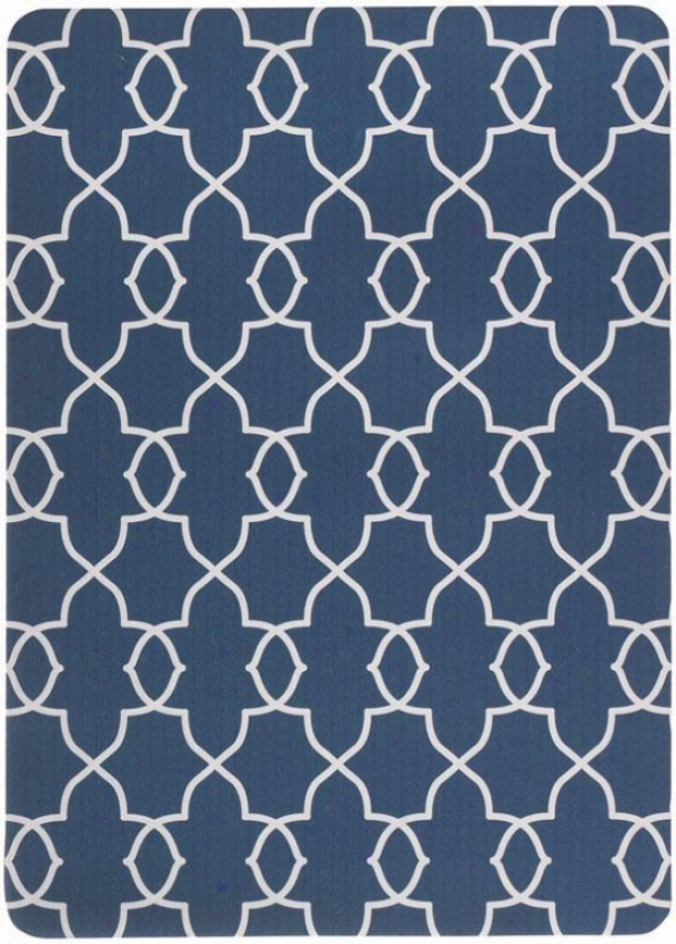 """juliette Area Rug - 2'2""""x3'9"""", Chambray"""