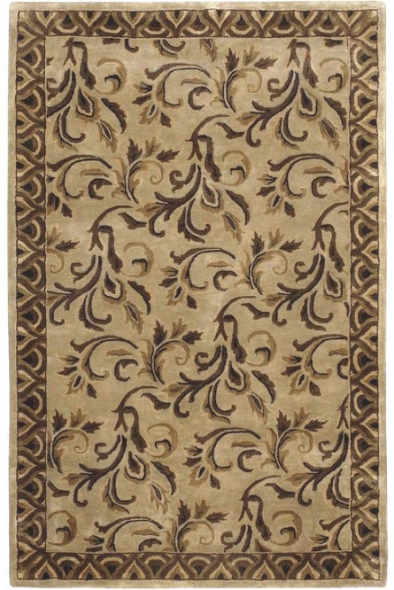 Kindred Ii Area Rug - 5x8, Brown