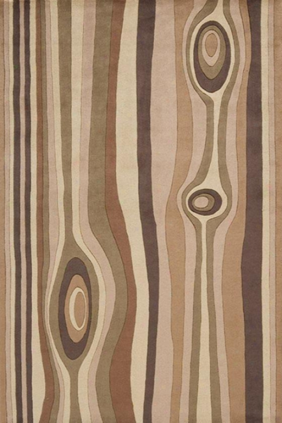 Momeni Current Area Rug - 2'x3', Tan