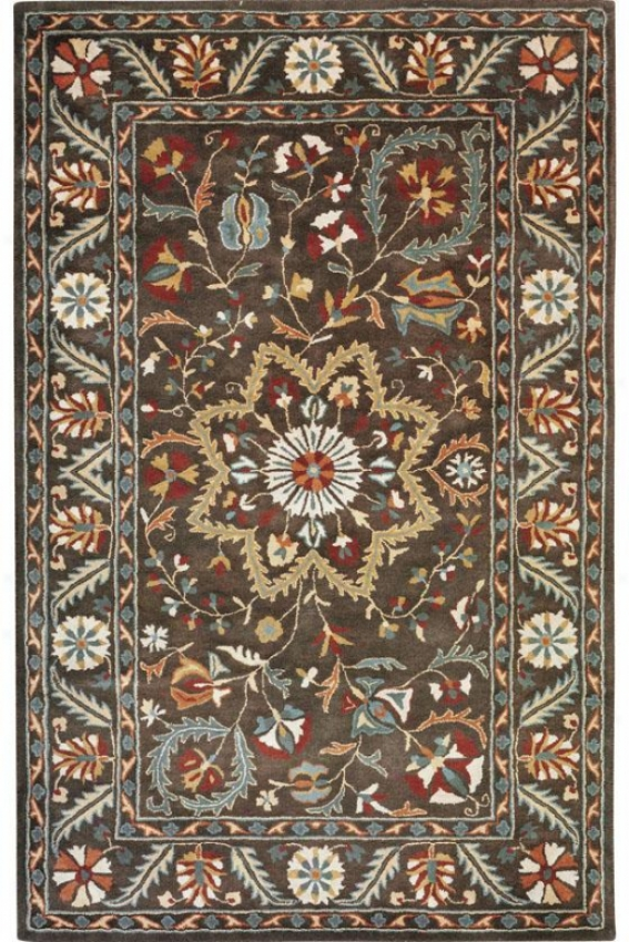 """""""montaigne Festival Area Rug - 5'9"""""""" Not directly, Brown"""""""