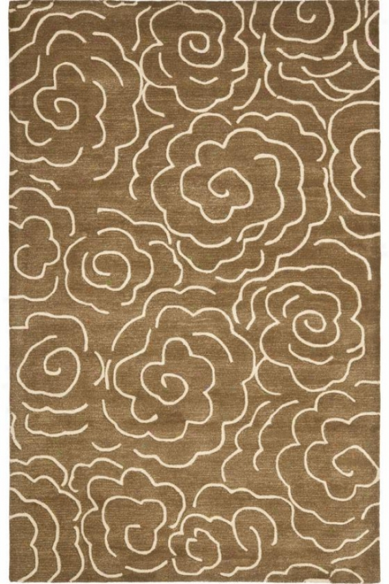 Mystcil Region Rug Ii - 5'x8', Brown