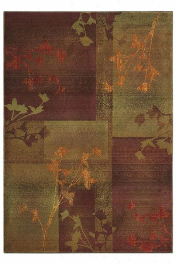 Oriental Weavers Devotion Area Rug - 8'round, Tan