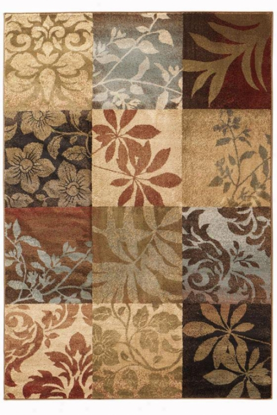 """oriental Weavers Marvy Area Rug - 1'10""""x3'3"""", Multi"""