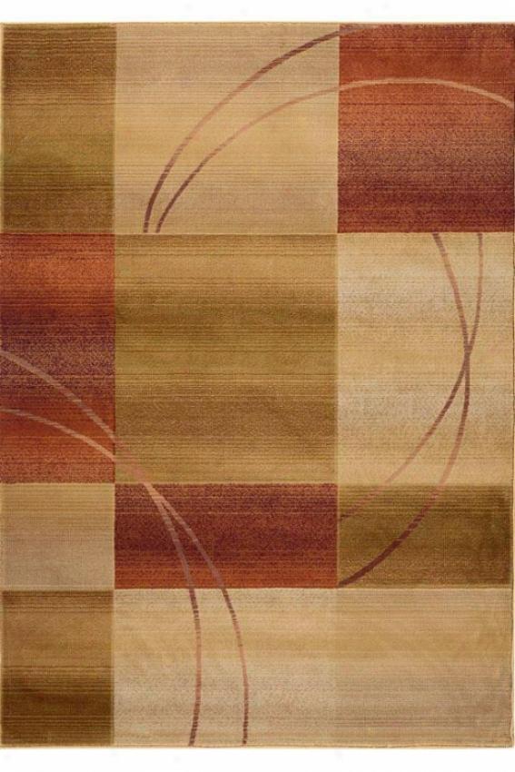 """oriental Weavers Nuance Yard Rug I - 2'7""""x9'1"""" Rnnr, Gold"""