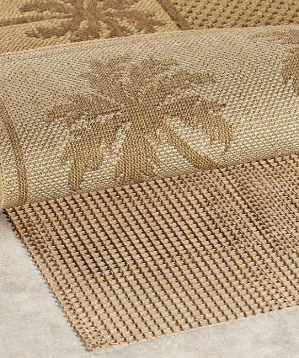"""oriental Weavers Premium Outdoor Rug Pad - 3'8""""x5'4 """", Ivory"""