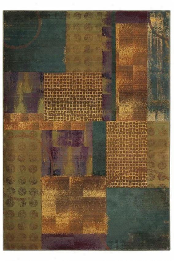 """""""oriental Weavers Retreat Area Rug 2 - 2'3""""""""x7'6""""""""runner, Brown"""""""