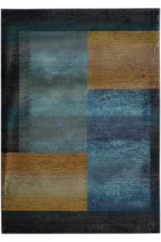 Oriental Weavers Shadowplay Rug - 8 Square, Blue