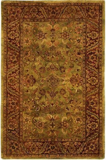 Patina Area Rug - 3'x5', Olive
