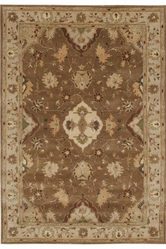 """rosamonde Area Rug - 2'6""""x8', Brown"""