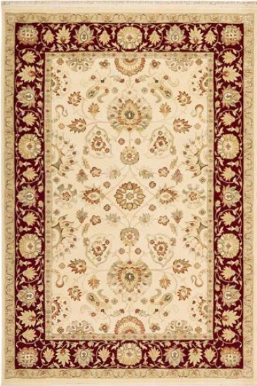 """""""royalty Area Rug - 7'10""""""""x10'10"""""""", Ivory"""""""