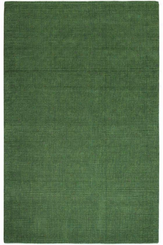 """simplify Rug - 2'6""""x10' Runner, Green"""
