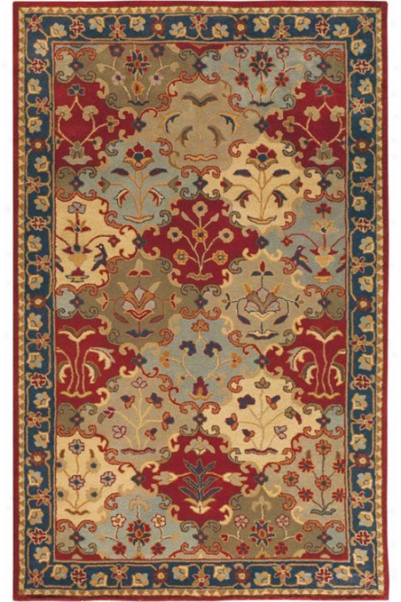 Stratton Rug - 9'x13', Blue
