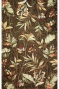 """chelsea Grove Area Rug - 2'6""""x10' Messenver, Brown"""