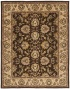 """""""durant Area Rug - 2'3""""""""s8 Runner, Brown"""""""
