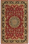 Earley Area Rug - 5'x8', Red