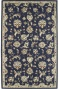 Valais Ii Area Rug - 8x11, Navy Blue