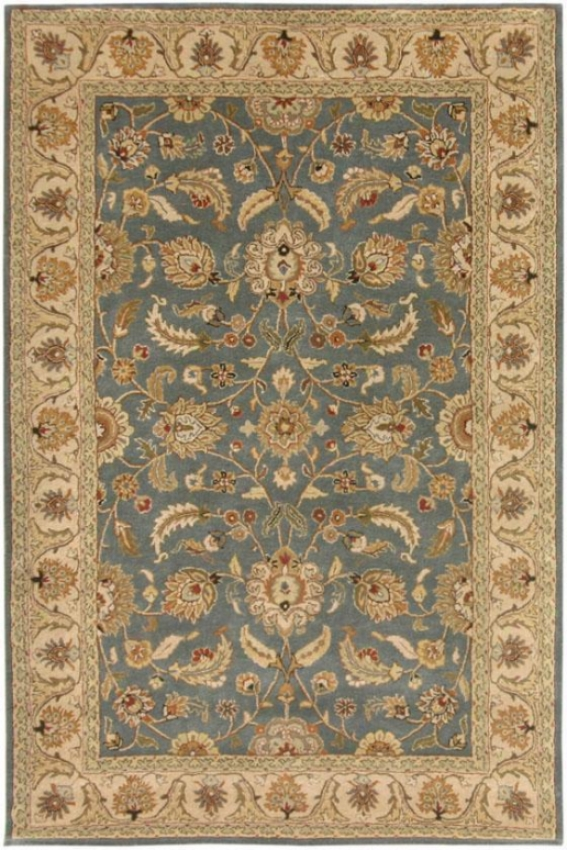 Toulouse Rug - 6' Round, Blue