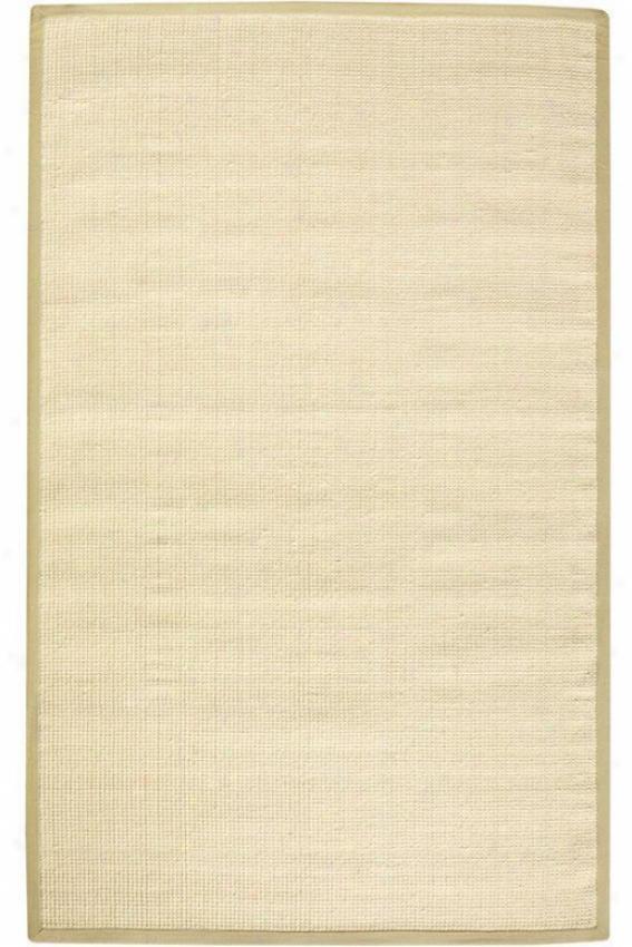 Woolen Jute Blend Rug - 3'x12' Runner, Ivory